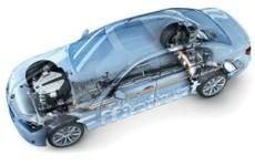 Antrieb des BMW Concept 7 Series ActiveHybrid