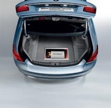 Kofferraum des BMW Concept 7 Series ActiveHybrid 2008