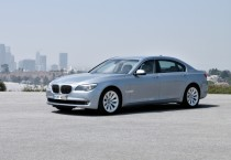 BMW ActiveHybrid 7 2009