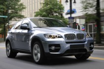 BMW ActiveHybrid X6 2009