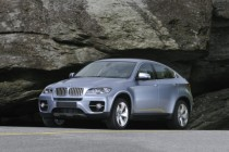 Fotos des BMW ActiveHybrid X6