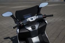 E-Scooter BMW C evolution 2014