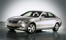 Hybridauto Mercedes-Benz S350 Direct Hybrid 2005