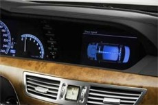Hybrid-Display des S350 Direct Hybrid 2005
