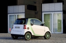 Elektroauto Smart fortwo electric drive 2009