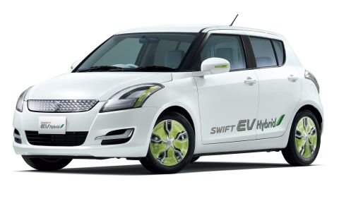 Suzuki Swift RAnge Extender 2011