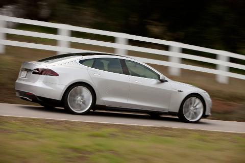 Model S 2013