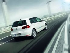 Golf Blue E-Motion 2010