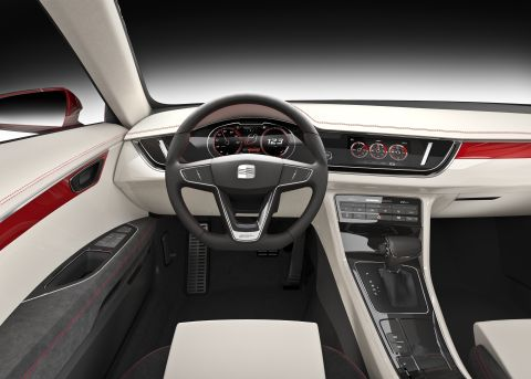 Seat IBL Concept 2011