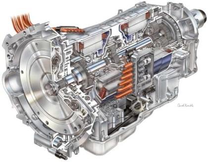 Two-Mode Hybrid: Technische Beschreibung