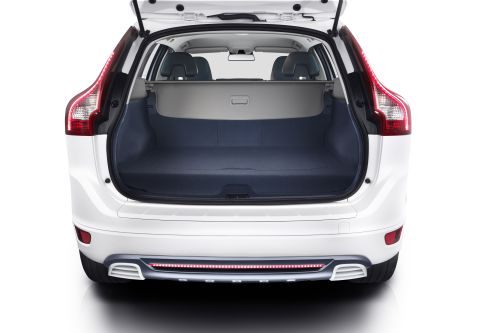 Volvo XC60 Plug-in-Hybrid Concept 2012